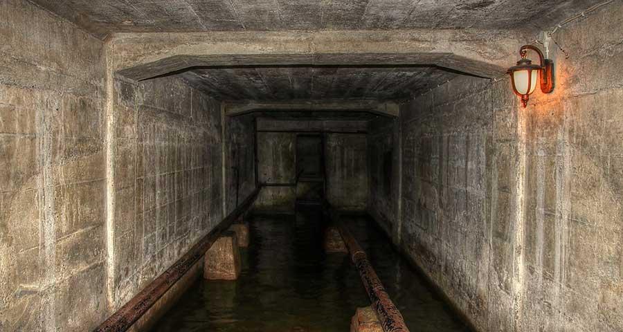ruang bawah tanah lawang sewu