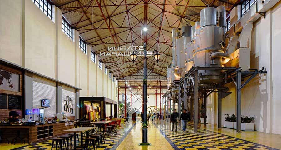 Pabrik Gula De Tjolomadoe