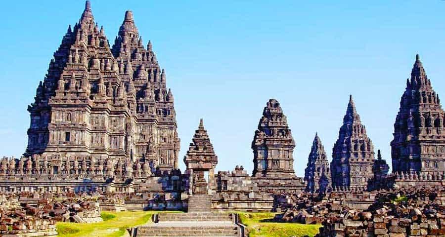 Peninggalan Kerajaan Mataram Kuno, candi Prambanan