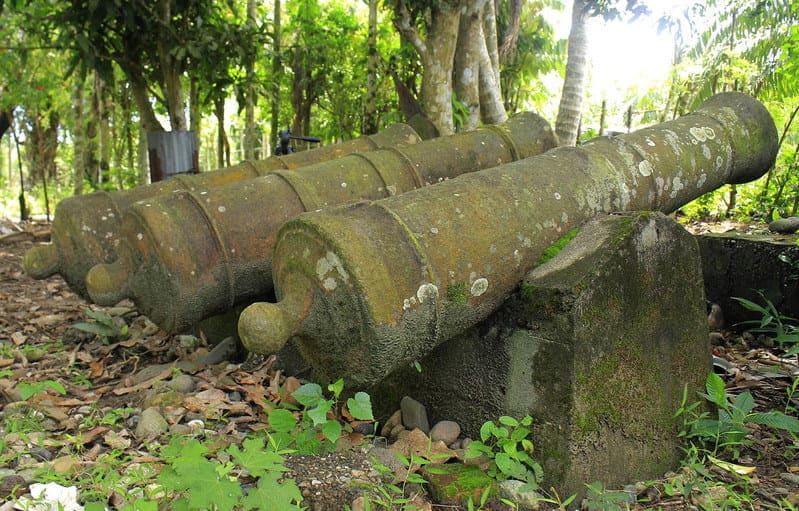 gambar-meriam-peninggalan-kerajaan-aceh-diliputnews,co